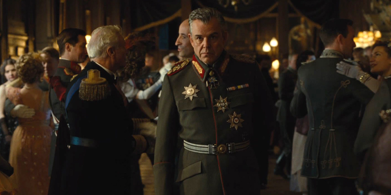 Danny Huston is playing General Erich Ludendorff in Wonder Woman!