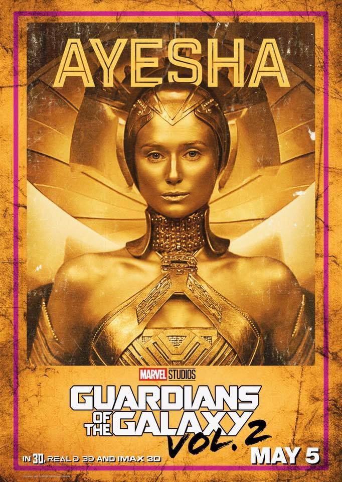Ayesha poster