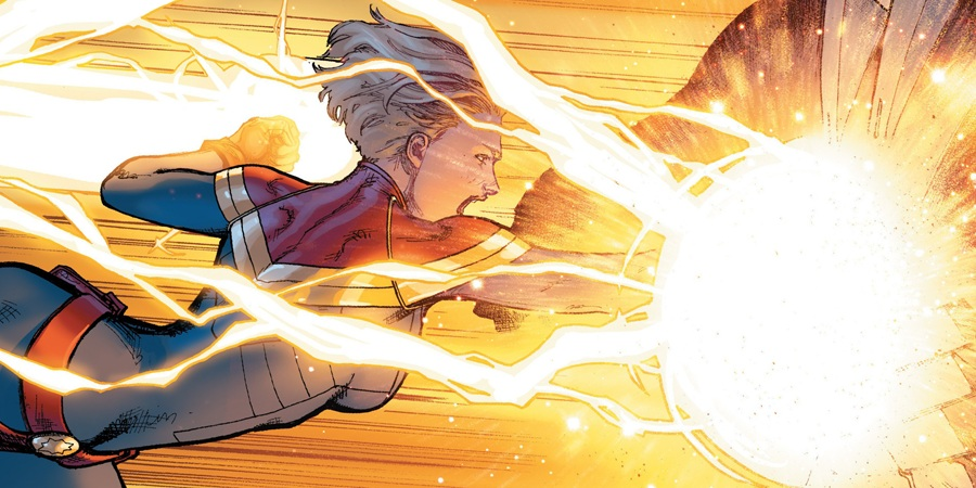 It seems like Captain Marvel is definitely kicking off production in January 2018!