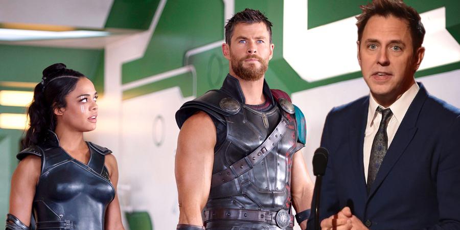 James Gunn says Thor: Ragnarok trailer is the best one from Marvel Studios till date!