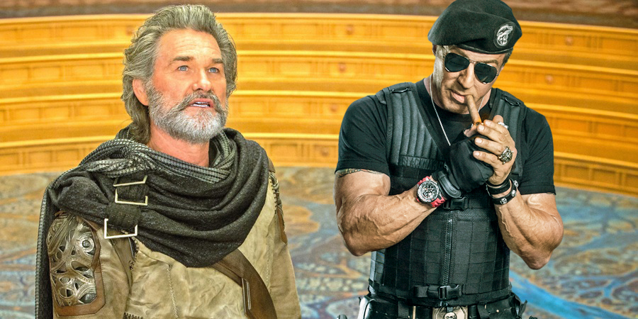 Kurt Russell and Sylvester Stallone's Guardians of the Galaxy Vol. 2 characters will return in the MCU in future!