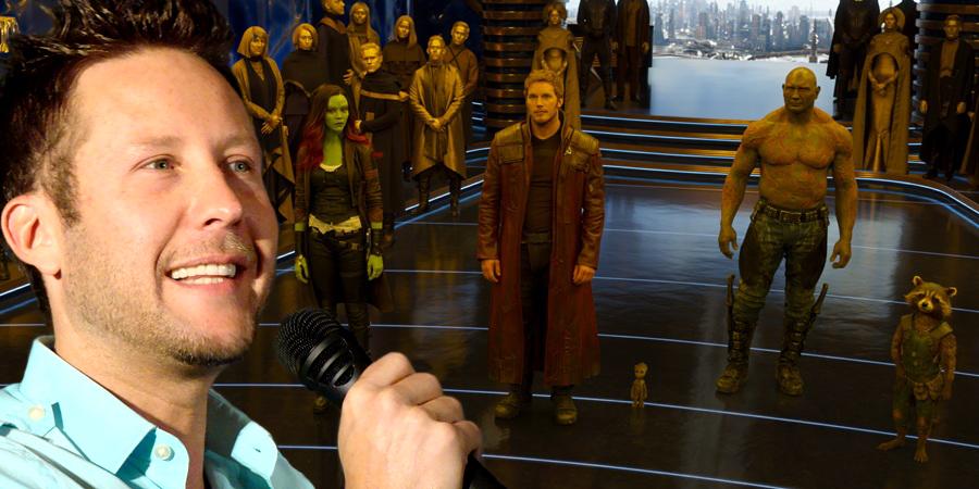 Michael Rosenbaum has joined Guardians of the Galaxy Vol. 2!