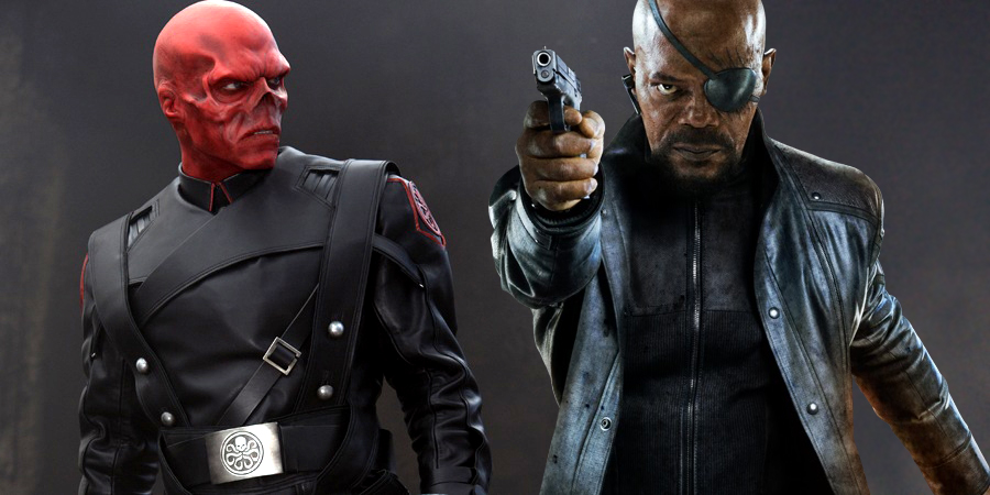 Samuel L. Jackson seemingly teases the return of Red Skull in the MCU!