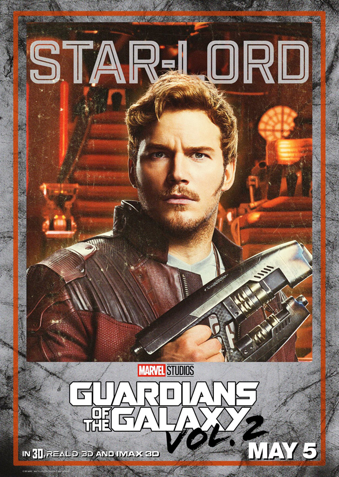 Star-Lord poster