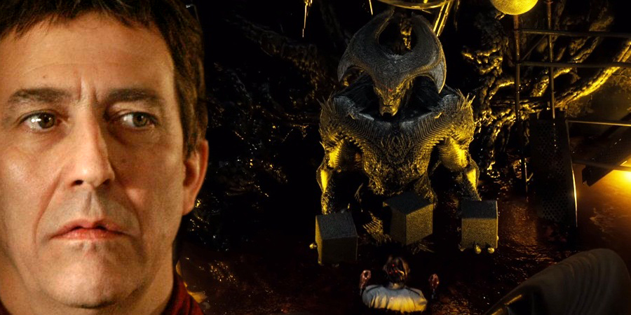 Ciaran Hinds talks playing Steppenwolf in Justice League!