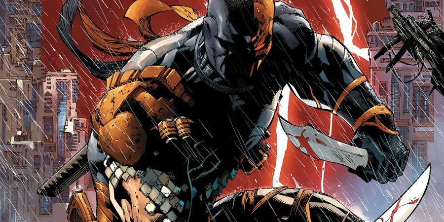Deathstroke will reportedly appear in The Batman, but not as the big baddie!