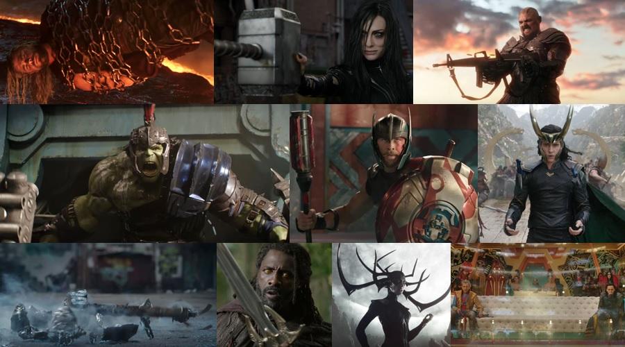 Marvel releases the first official teaser trailer for Thor: Ragnarok!