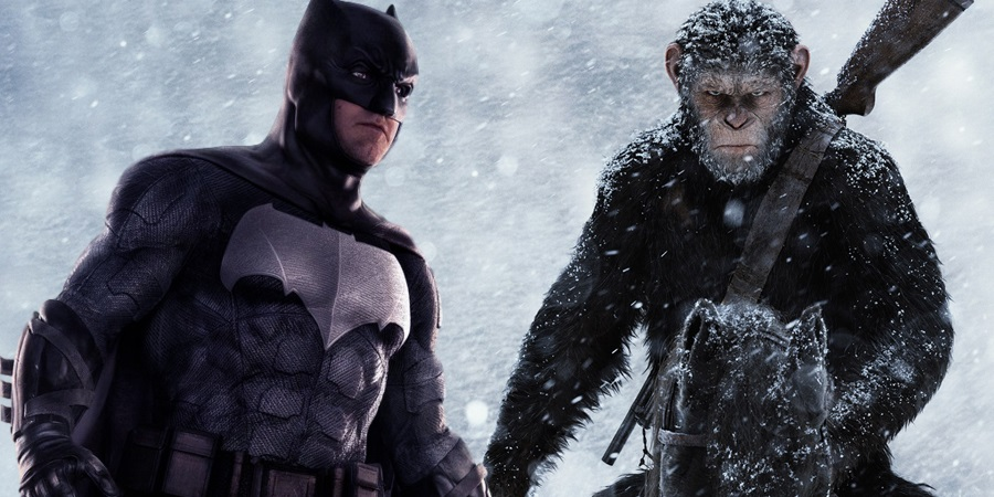 Matt Reeves compares Batman and Planet of the Apes' Caesar!