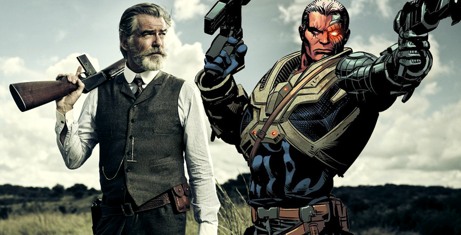 Pierce Brosnan shoots down Deadpool 2's Cable casting rumors!
