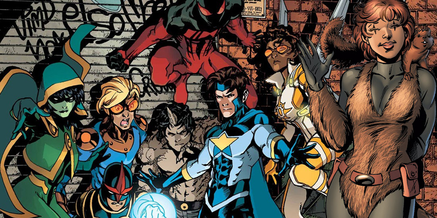 Squirrel Girl starrer Marvel's New Warriors has got straight-to-series order from Freeform!