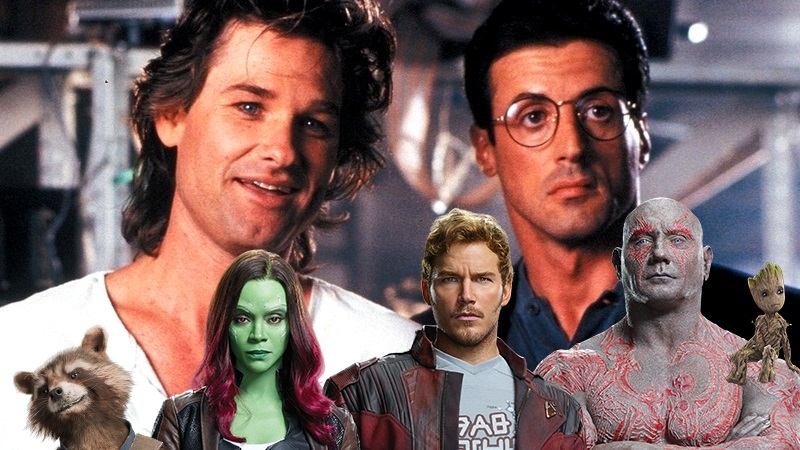 Tango & Cash won't share screen in Guardians of the Galaxy Vol. 2!