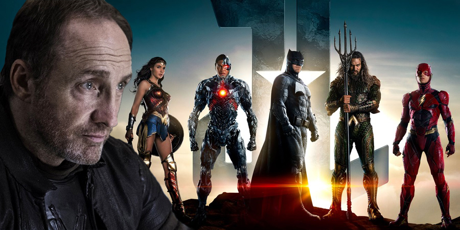 Michael McElhatton reveals he has a role in Justice League!