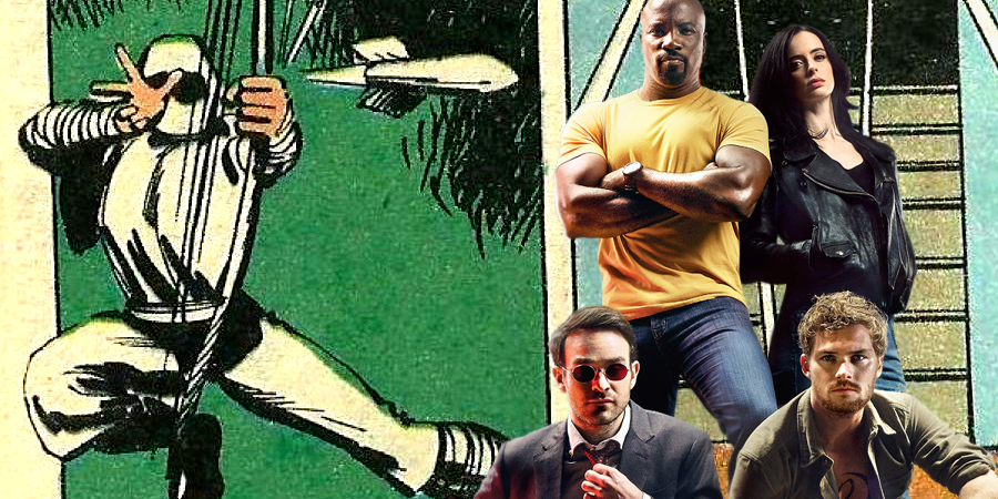 A member of The Chaste has been confirmed to appear in Marvel's The Defenders!