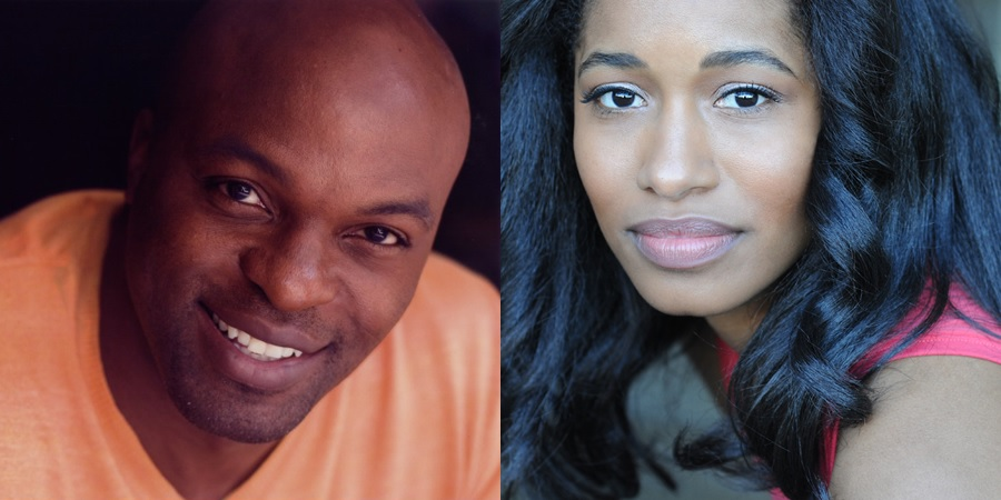 Evan Parke and Amina Robinson have auditioned for the two Luke Cage Season 2 roles!