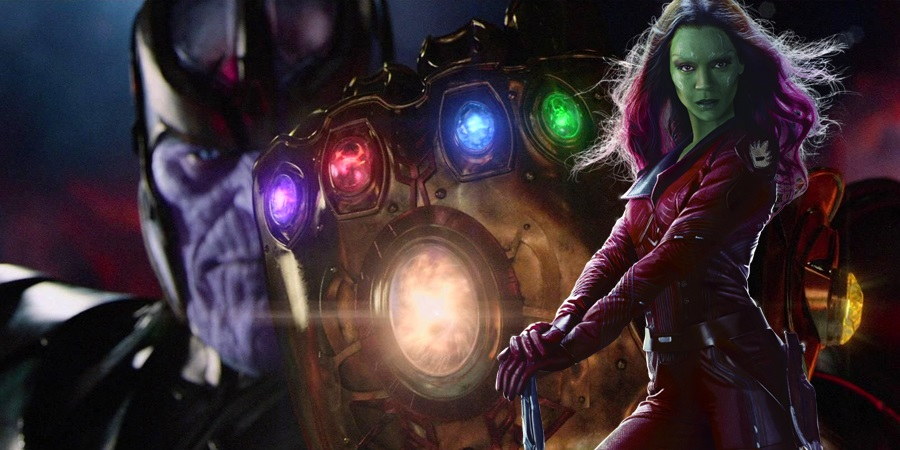 Zoe Saldana seemingly reveals the title of Avengers 4