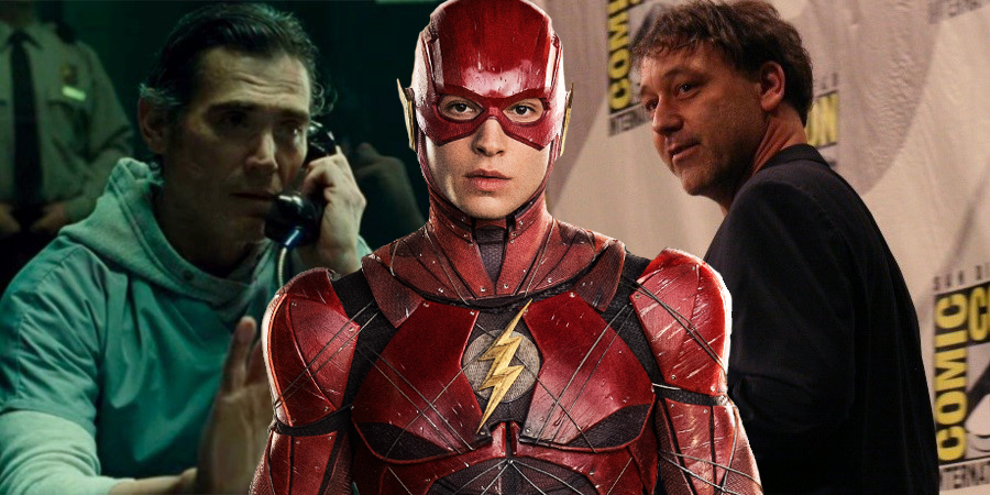 Billy Crudup has reportedly left The Flash movie while Sam Raimi has passed on the director's job!