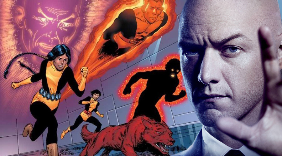 James McAvoy's Professor X reportedly won't appear in New Mutants!