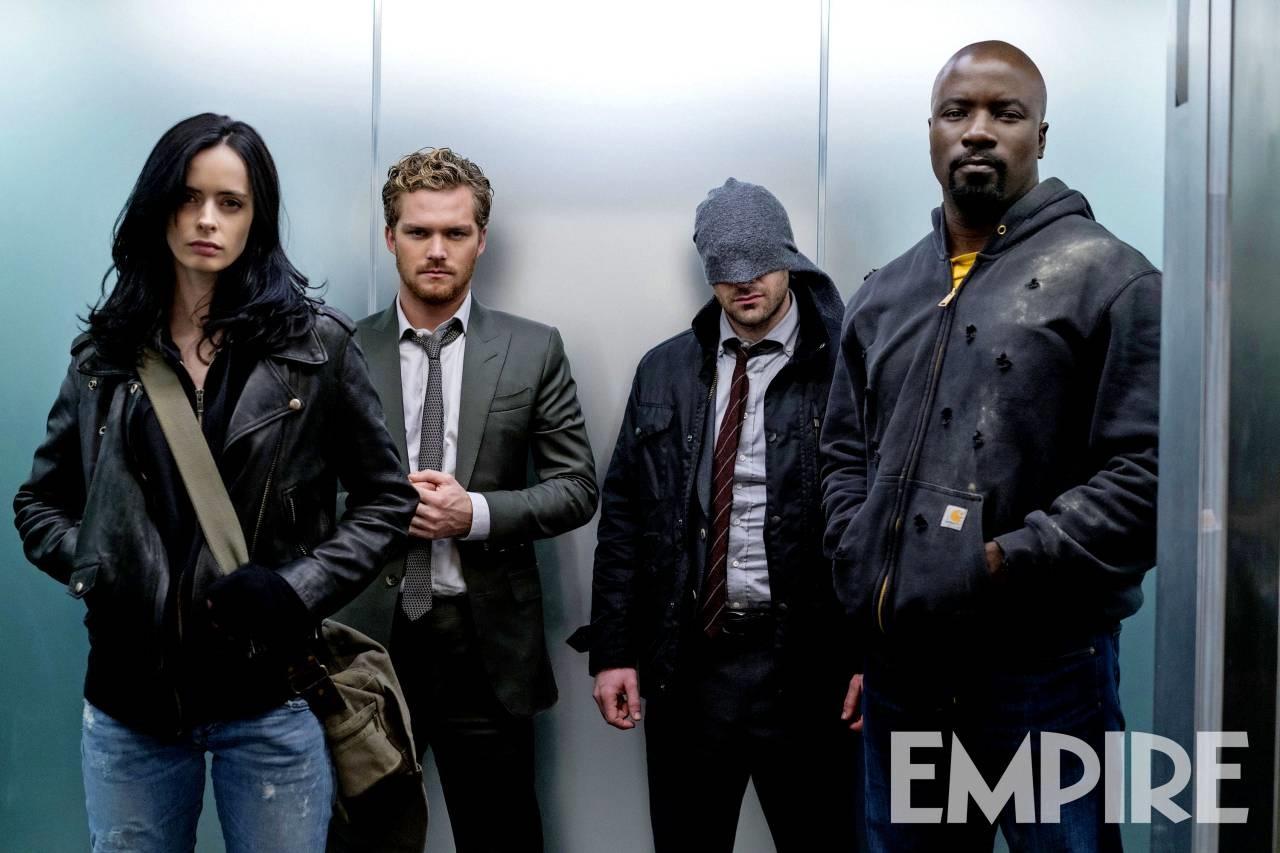 New look at The Defenders