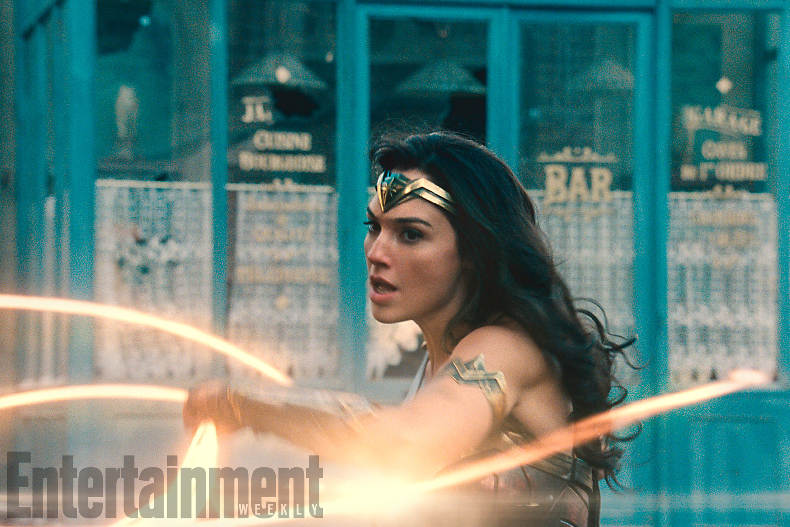 Diana and her Lasso of Truth