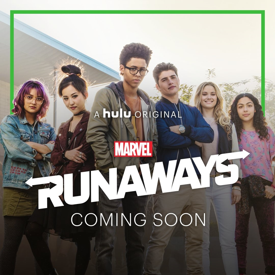 First look at Marvel's Runaways