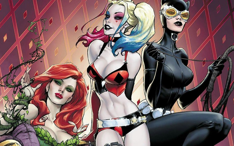 Gotham City Sirens to be released after Batgirl?