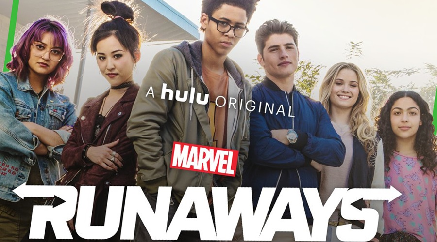 Hulu picks up Marvel's Runaways for series and offers first look!