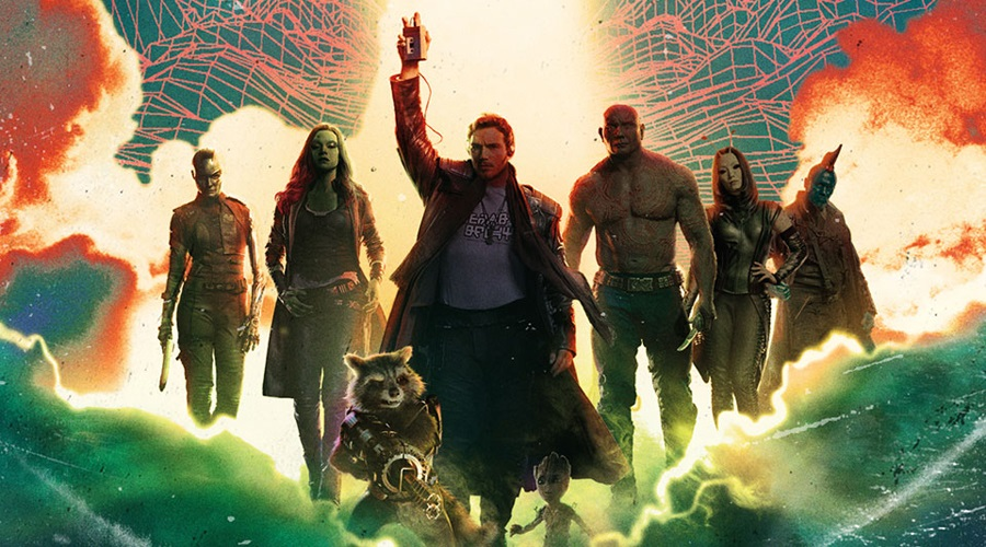 James Gunn seemingly reveals that Guardians of the Galaxy Vol. 3 will be released in 2020!
