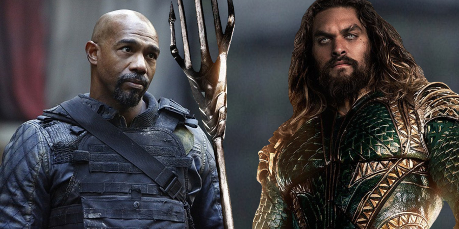 Michael Beach has apparently landed a role in Aquaman!