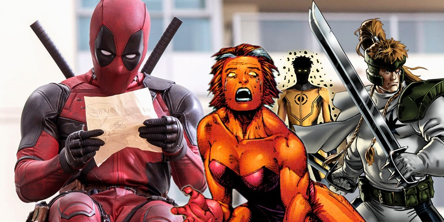 Three more X-Force members rumored to appear in Deadpool 2!