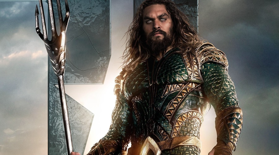 Warner Bros announces Aquaman production commencement and reveals official logo!