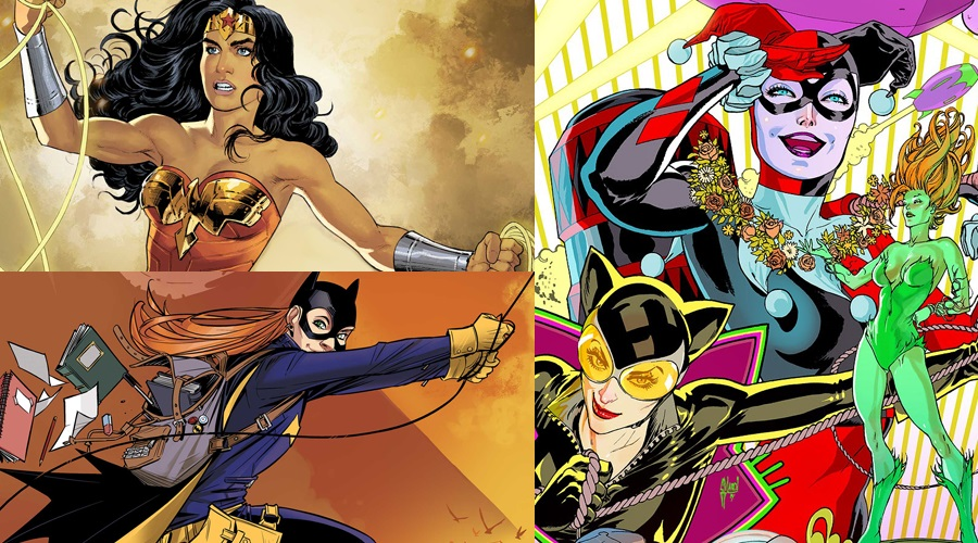 "Geoff Johns claims to have ""lots of plans"" for female characters in DCEU!"