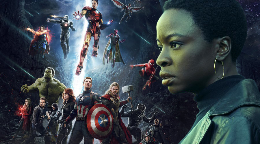 Danai Gurira's Okoye confirmed for Avengers: Infinity War!