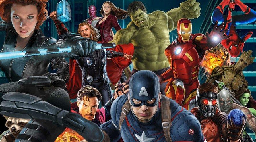 Scarlett Johansson is teasing an Avengers: Infinity War scene comprising 32 Marvel characters!