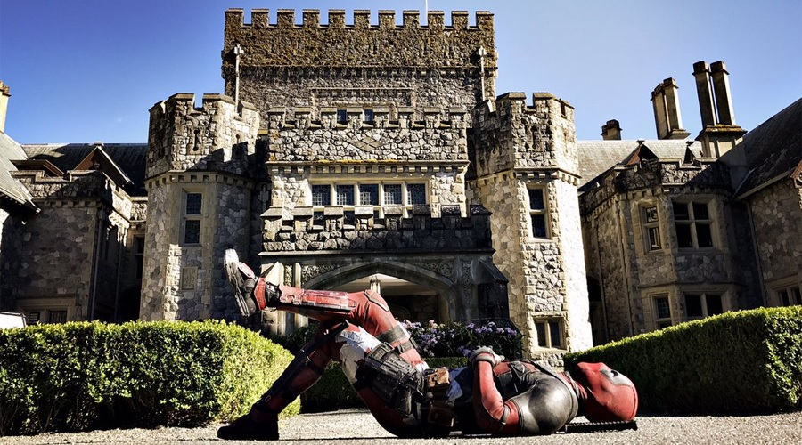 Deadpool 2 has finally kicked off production!