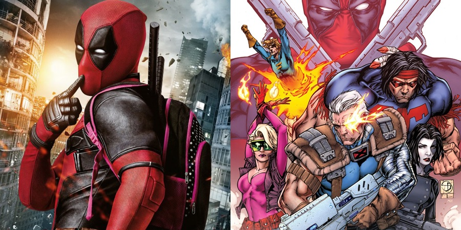 Deadpool 3 and X-Force should be among Fox's six new Marvel movies