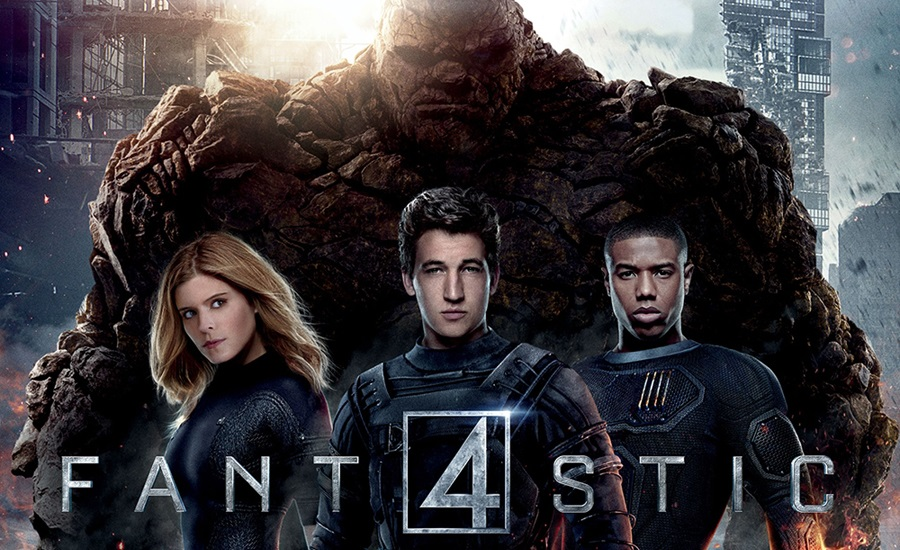 Despite this disaster, Fox hasn't given up on Fantastic Four!