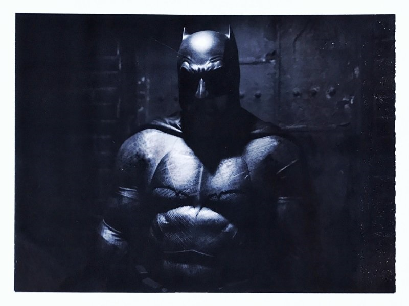 New look at Batman from Justice League