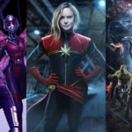Production timeline for Ant-Man 2, Captain Marvel and Avengers 4 revealed!