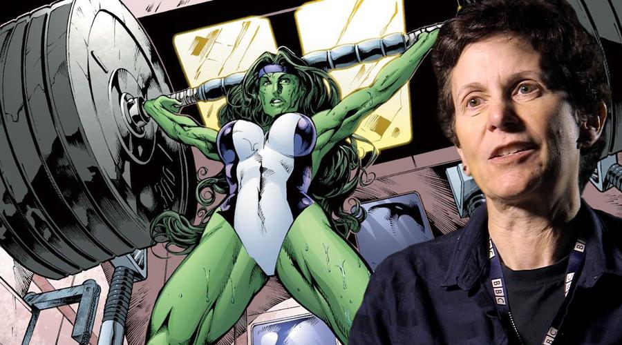 Rachel Talalay wants to direct a She-Hulk movie!