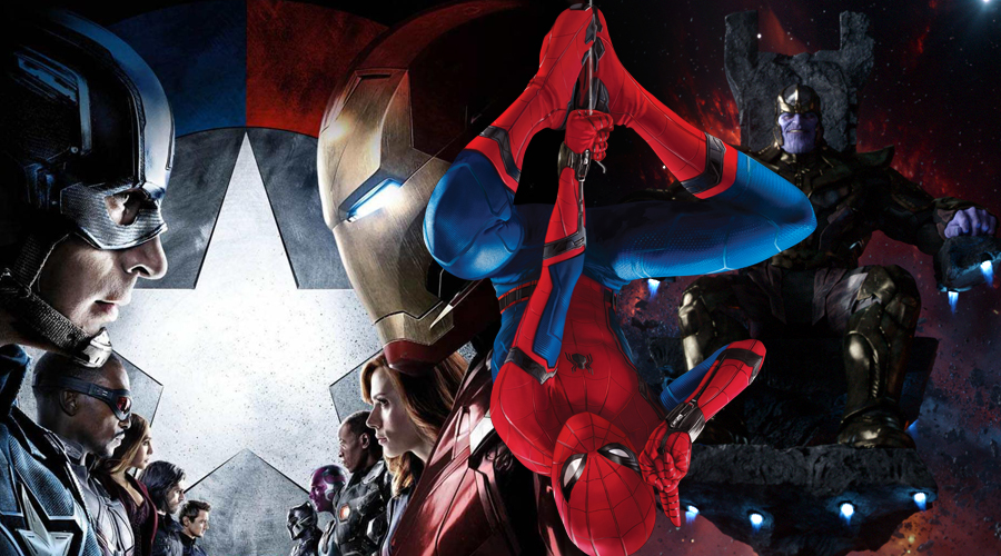 Kevin Feige says Spider-Man's role in Avengers: Infinity is on par with Captain America: Civil War!