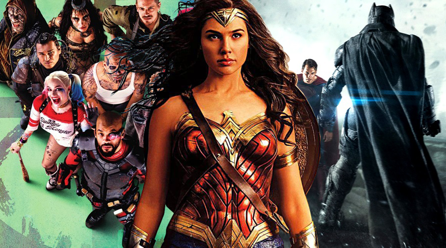 Wonder Woman has the best DCEU second weekend at domestic box office!