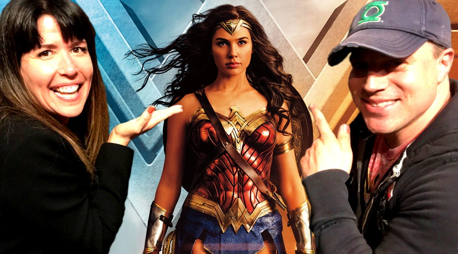 Geoff Johns confirms he and Patty Jenkins have already started working on Wonder Woman 2 script!