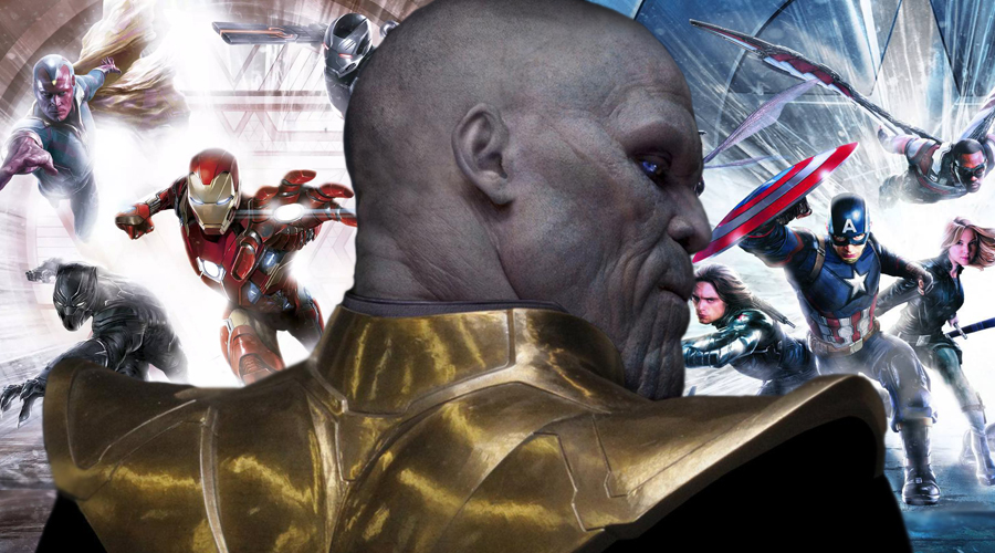 "Anthony Mackie and Sebastian Stan tease ""war of infinite proportions"" in Avengers: Infinity War!"