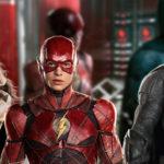 Ezra Miller talks Wonder Woman and Batman as new Justice League images arrive!