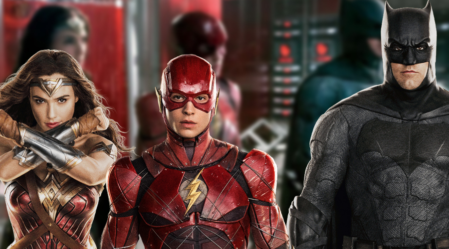 Ezra Miller talks Wonder Woman and Batman as new Justice League images arrive!