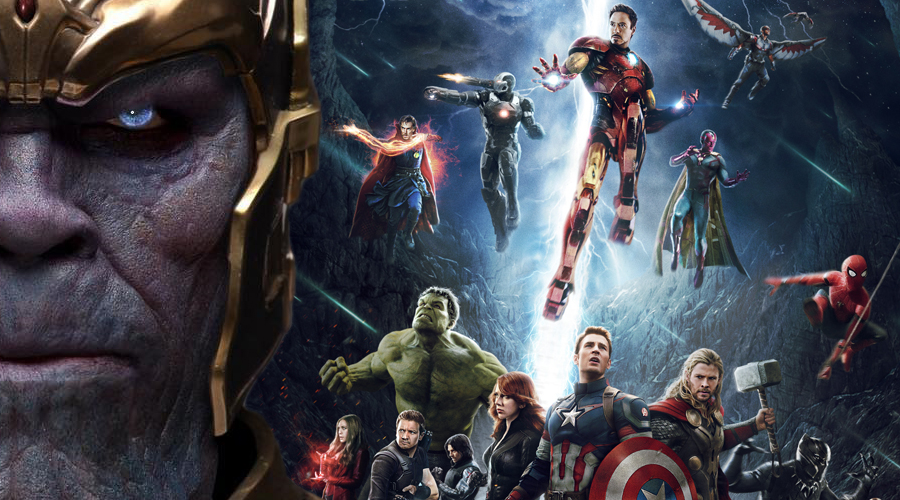 Avengers: Infinity War trailer screened at D23!