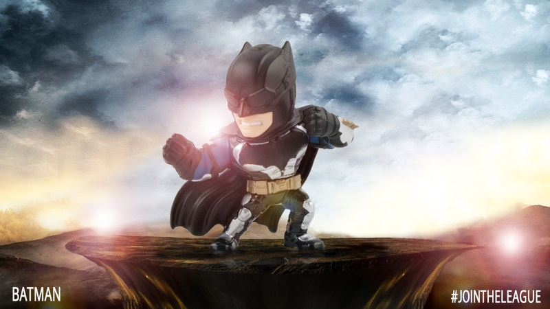 Batman diecast figure
