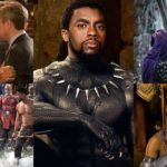 Black Panther character descriptions and 20 new stills released!