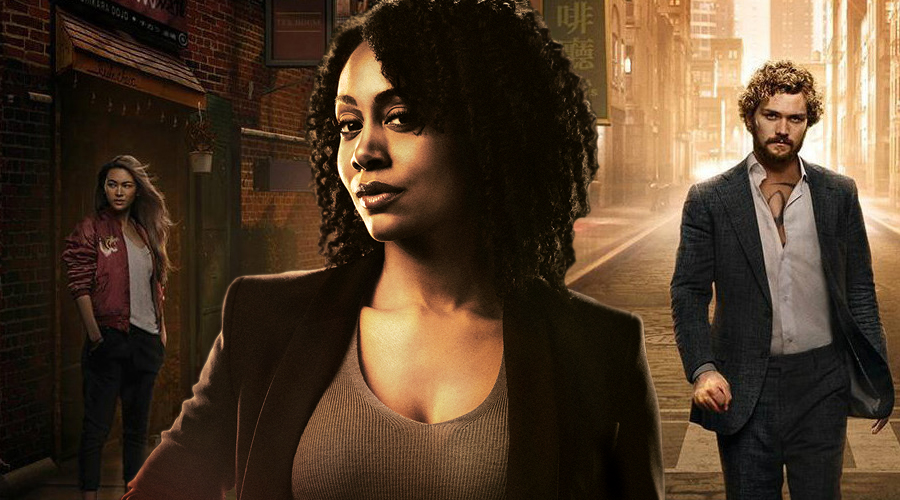 Iron Fist Season 2 with Misty Knight has been announced at SDCC!