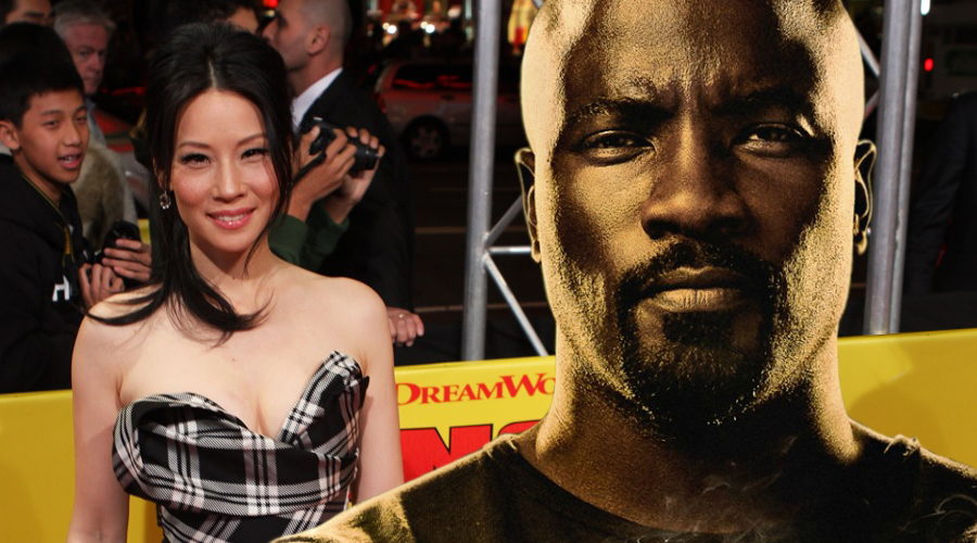 Marvel confirms Lucy Liu as Luke Cage Season 2 premiere director!